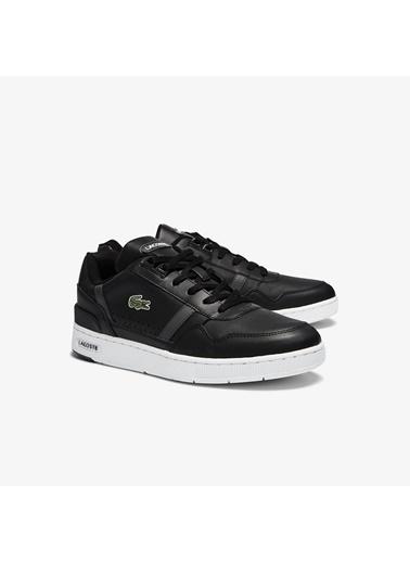 Lacoste Erkek T-Clip 0721 2 Sma Sneakers 741SMA0023.237 Siyah